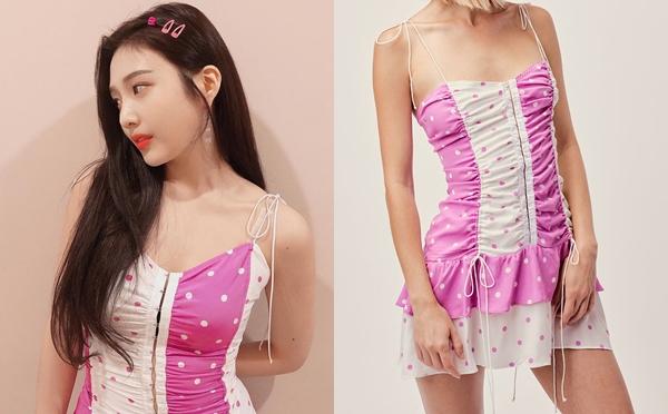 Fan chỉ trích stylist của Red Velvet vì để Joy diện bộ đầm không thở nổi - 1