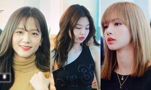 Lisa - Jennie - Ji Soo tạo nên 'cuộc chiến visual' ở sân bay