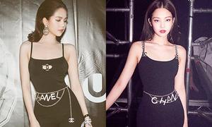 Sao Việt người chất lừ, kẻ sến sẩm khi diện dây lưng Chanel 50 triệu đồng
