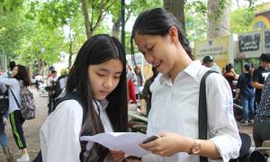 TP HCM công bố điểm thi vào 10 các trường công lập