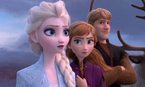 'Frozen 2' tung trailer hoành tráng như phim siêu anh hùng