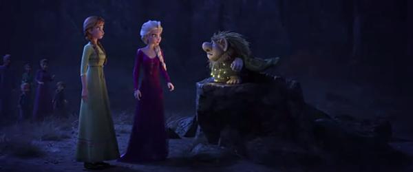 Frozen 2 tung trailer siêu hoành tráng như tựa phim siêu anh hùng