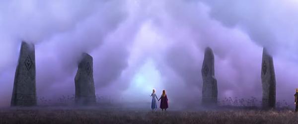 Frozen 2 tung trailer siêu hoành tráng như tựa phim siêu anh hùng - 1