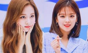 Twice khoe nhan sắc 'đẹp đều' tại sự kiện