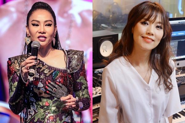 Thu Minh và Kim SoHyang