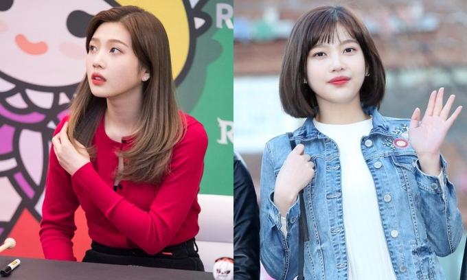 """<p> Joy (Red Velvet) cũng là nữ idol khi không cắt mái, thần thái """"lên hương"""".</p>"""