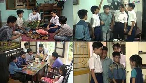Đội đặc nhiệm nhà C21 là bộ phim đình đám một thời với 8x, 9x.