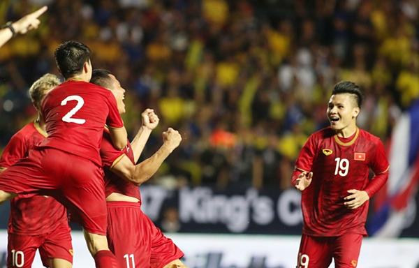 Thành tích tại Kings Cup giúp Việt Nam cải thiện vị trí trên BXH FIFA.