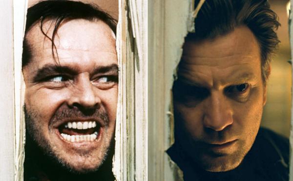 Nhân vật Johnny (trái) nổi tiếng trong The Shinning và Danny của 39 năm sau.
