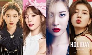 IU, Tae Yeon, Sun Mi và Suzy: Khả năng hát solo của ai đỉnh nhất?