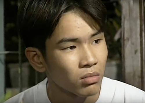 Đức Thịnh đóng Sơn Sọ năm lớp 10, hơn 3 tuổi so với các diễn viên nhí còn lại.