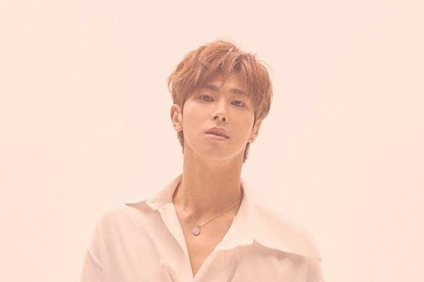 Yun Ho vừa phát hành album solo ngày 12/6.