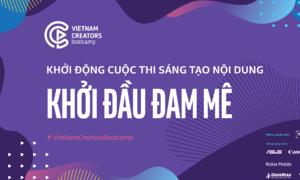 Vietnam Creators Bootcamp tôn vinh những nhà sáng tạo nội dung