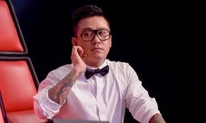 Tuấn Hưng tức giận rời ghế nóng Giọng hát Việt vì trò cưng bị loại