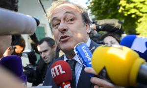 Cựu chủ tịch UEFA bị bắt