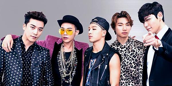 Nhóm nhạc huyền thoại Big Bang chỉ còn lại 4 người sau khi Seung Ri giải nghệ hồi tháng 3.
