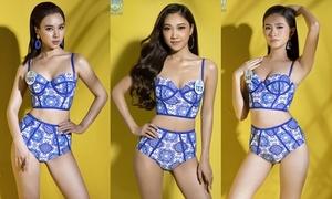 33 thí sinh Miss World Việt Nam phía Nam khoe sắc với bikini