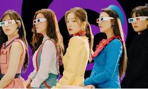 Red Velvet khoe visual xịn trong teaser comeback 'rùng rợn'