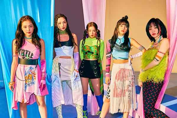 Red Velvet khoe visual xịn trong teaser rùng rợn