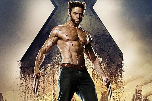 Wolverine phiên bản gốc của Hugh Jackman.