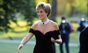 Những bộ váy đắt đỏ nhất của Công nương Diana