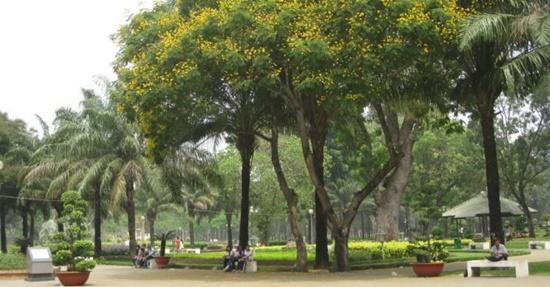 Khám phá những địa danh nổi tiếng của Sài Gòn - 8
