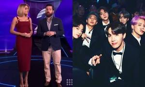 Show truyền hình Australia xin lỗi vì thiếu tôn trọng BTS