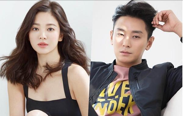 Song Hye Kyo và Joo Ji Hoon được mời tham gia trong drama mới.