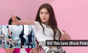 Somi chứng tỏ tài năng bằng màn nhảy cover hit của Twice, ITZY