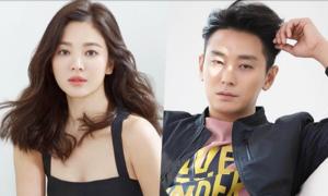 Song Hye Kyo và Joo Ji Hoon có thể hợp tác trong drama mới