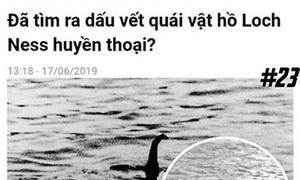 """Trầm mình 3 phút trong MV mới, Đen Vâu bị chế ảnh """"Quái vật hồ Lochness"""""""