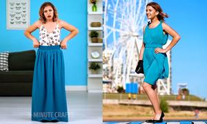 Tuyệt chiêu biến những món quần áo quá cỡ thành đồ trendy