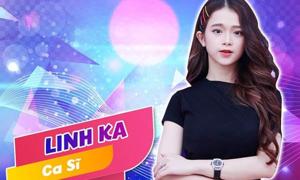 Giới thiệu Linh Ka là 'ca sĩ', gameshow bị chỉ trích