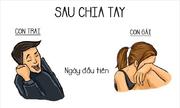 Sự khác biệt giữa con trai và con gái