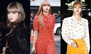 3 lần Lisa khiến fan 'điên đảo' khi dự show thời trang
