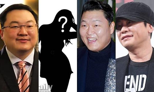 Tỷ phú Jho Low là nhân vật được Yang Hyun Suk và PSY sắp xếp chiêu đãi khi tới Hàn Quốc năm 2014.