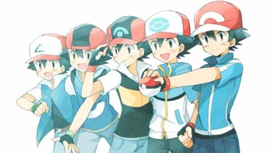 Bạn còn nhớ các chi tiết trong Pokemon - 3