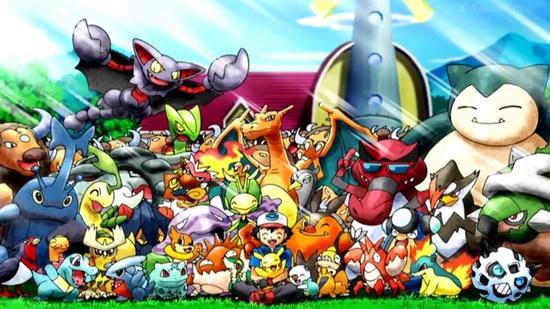Bạn còn nhớ các chi tiết trong Pokemon - 8