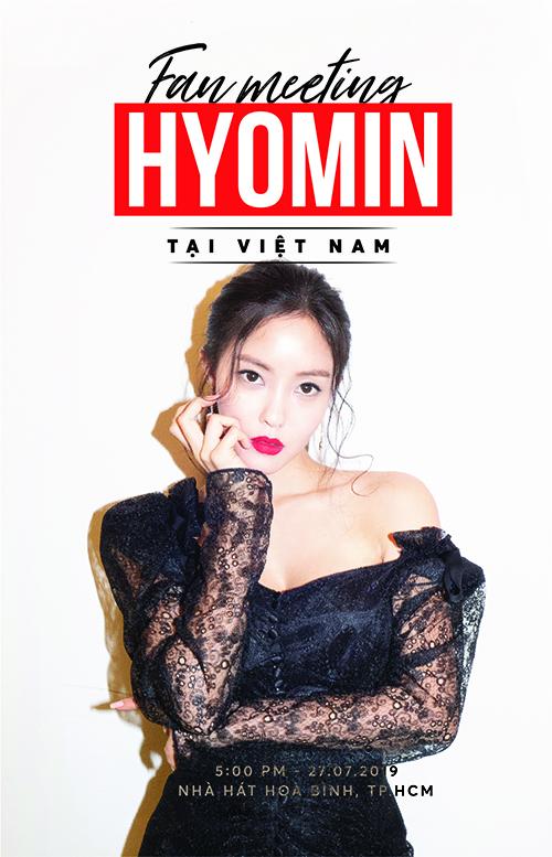 Hyomin (T-Ara).