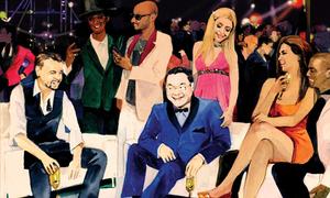 Tỷ phú Jho Low - kẻ muốn mua cả Hollywood bằng 'tiền bẩn'