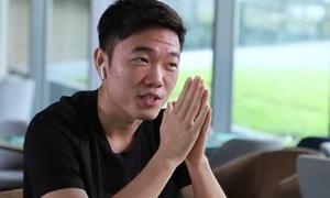 Lương Xuân Trường: 'Tôi có thể nghe nhạc Sơn Tùng M-TP cả tháng'