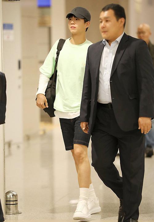 Nam diễn viên Park Bo Gum.