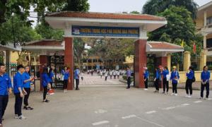 Thí sinh Hà Nội bị đình chỉ thi khi đã nộp bài môn cuối