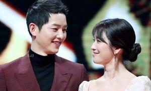 'Cặp đôi thế kỷ' Song - Song: Một tình yêu tưởng như rất đẹp