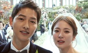 Fan Song Joong Ki đổ lỗi cho Song Hye Kyo khi nghe tin cặp đôi ly hôn
