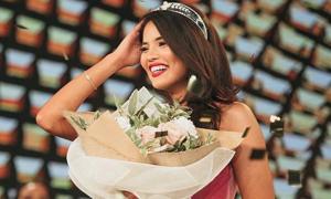 Sắc vóc bị chê nhạt nhòa của Miss Universe Australia 2019
