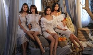 6 'nàng thơ' 9x mới của NTK Chung Thanh Phong