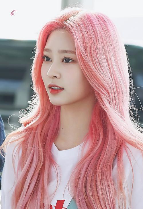 Loạt visual đỉnh cao nhuộm tóc hồng mùa hè 2019