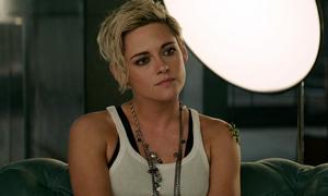 Kristen Stewart tái xuất màn ảnh rộng với 'Những thiên thần của Charlie'
