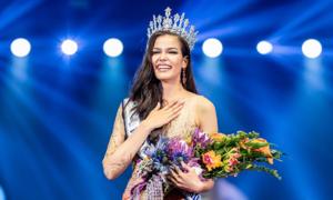 Cô gái gốc Canada đăng quang Hoa hậu Hoàn vũ Thái Lan 2019